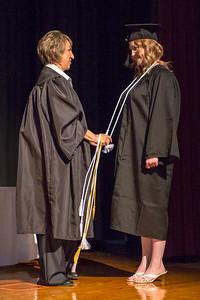 Platt College Graduation Ceremony, student No.06a