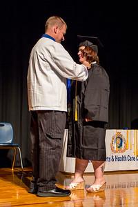 Platt College Graduation Ceremony, student No.04b