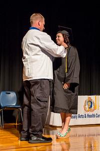 Platt College Graduation Ceremony, student No.05a