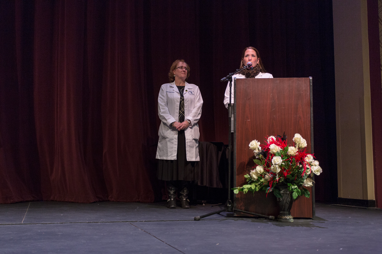 TCC Nurse Pinning Ceremony, December 2016, No.027