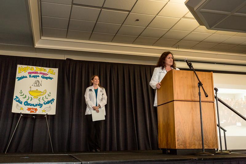 TCC Nurse Pinning Ceremony, May 2017, No.053