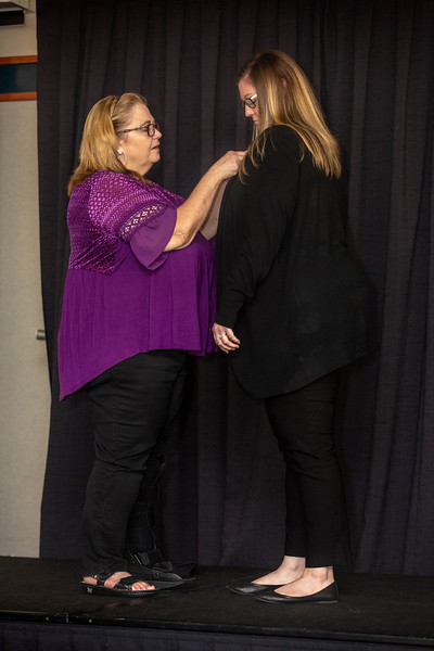 TCC Nurse Pinning Ceremony, May 2018, No.059