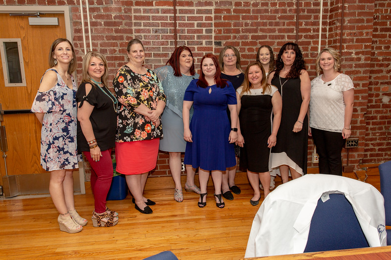 TCC Nurse Pinning Ceremony, May 2018, No.001