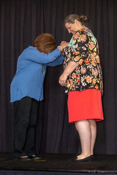 TCC Nurse Pinning Ceremony, May 2018, No.062
