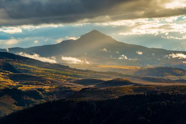Lone Cone Mountain