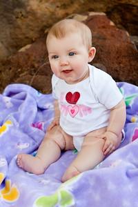 Olivia Wofford, 6 Months, N.09