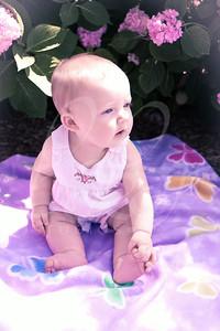 Olivia Wofford, 6 Months, N.26 (split tone)