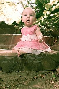 Olivia Wofford, 6 Months, N.24 (split tone)