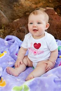 Olivia Wofford, 6 Months, N.07