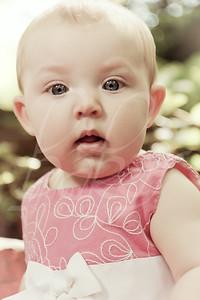 Olivia Wofford, 6 Months, N.25 (split tone)