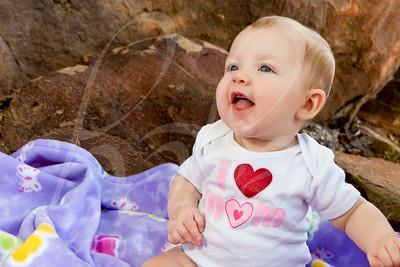 Olivia Wofford, 6 Months, N.01