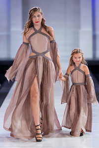 Runway Tulsa 2017, designs by Olga Greenberg