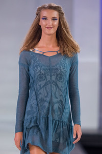 Runway Tulsa 2017, designs by Olivia Rose Kraft