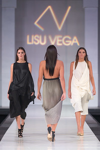 Runway Tulsa 2017, designs by Lisu Vega