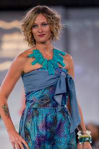 Runway Tulsa 2017, designs by Nikki Warren