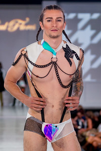 Runway Tulsa 2017, designs by Raul Flores