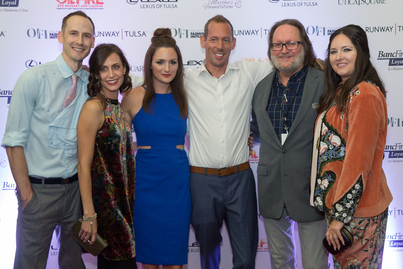 Runway Tulsa 2017 from the red carpet by Rayne Storm