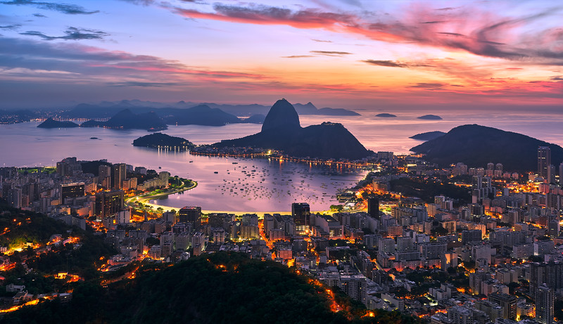 Rio, the marvelous city
