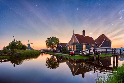 Magic farmer's house