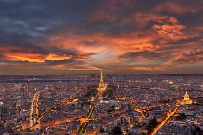 Volcano Paris