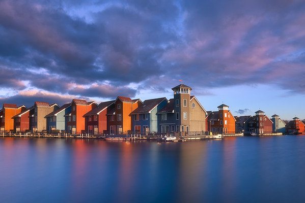 Colouful living || Groningen - The Netherlands