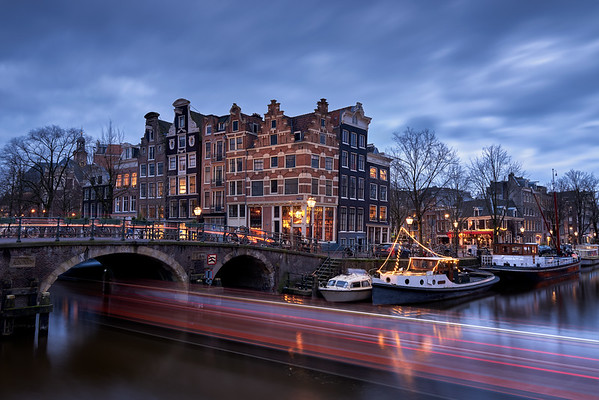 Typical Dutch    Amsterdam