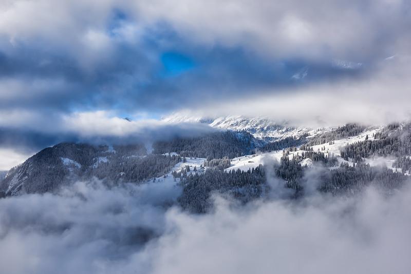 Frozen dream || Switzerland