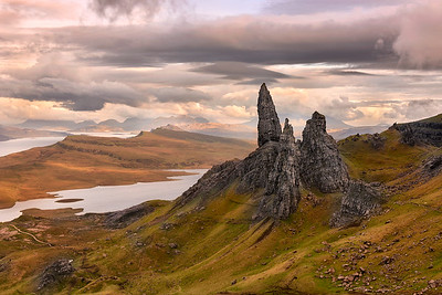 Old Man of Storr || Isle of Skye (Scotland)
