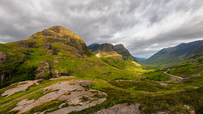 The Three Sisters of Glen Coe || Scotland