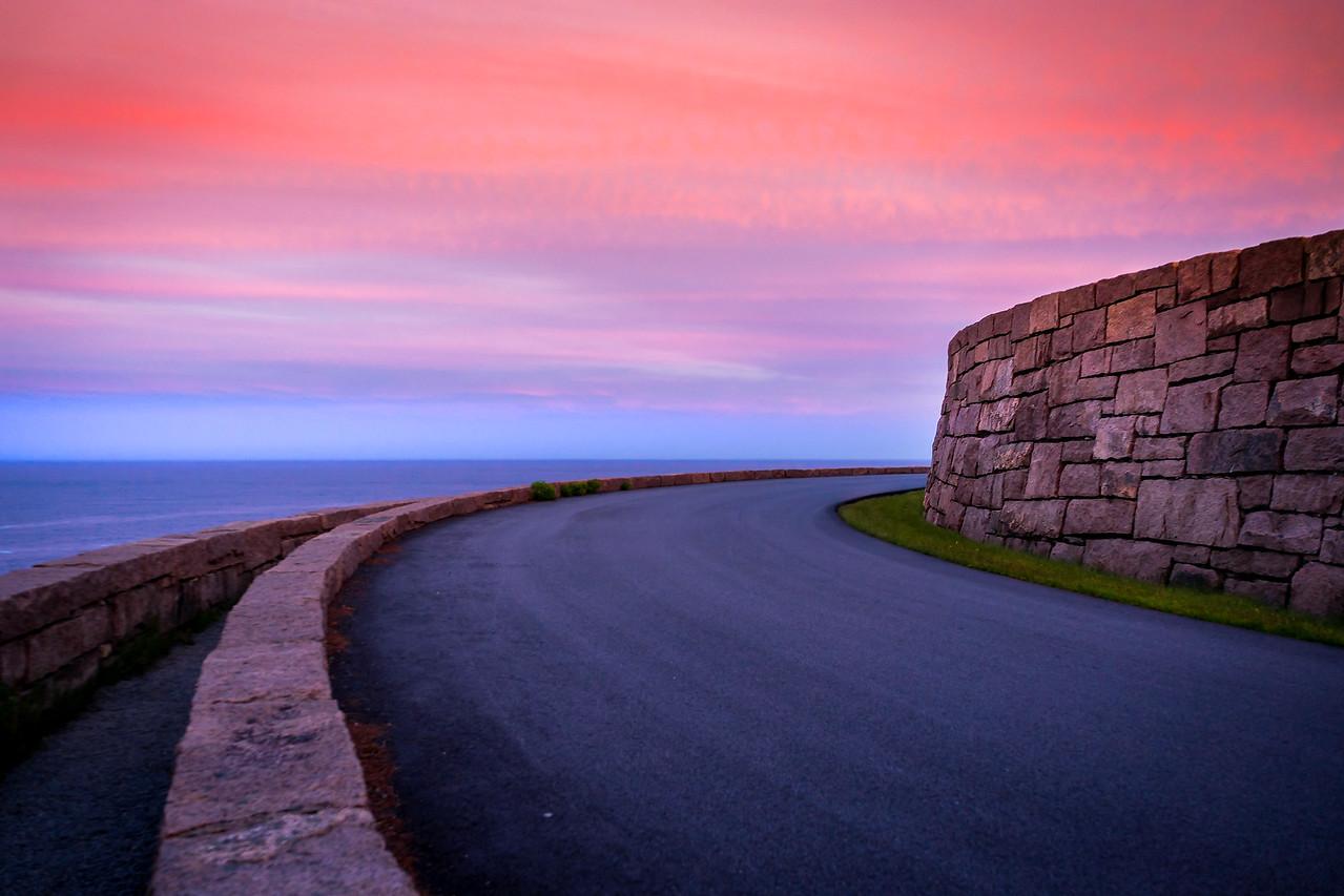 Sunset- Acadia National Park