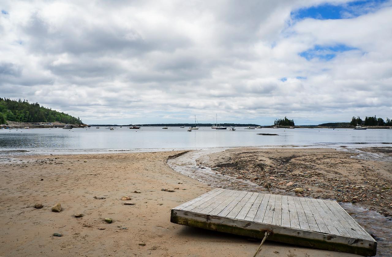 Seal Harbor  Beach -Acadia National Park
