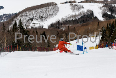 Mont-Tremblant, QC - March 2 -  Classique Des Legendres at Tremblant on the Erik Guay trail, (Photo par: Gary Yee)