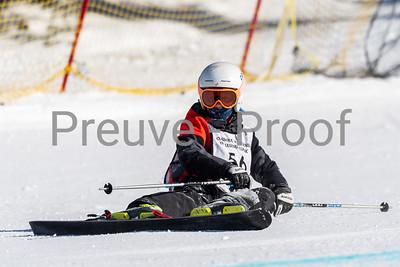 Mont-Tremblant, QC, Canada - March 7 2020:   Classique Des Legendes at Tremblant  Photo par:  Gary Yee