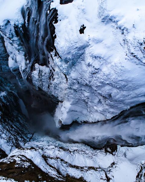 Glymur Waterfall - Iceland