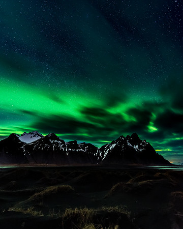 Northern Lights - Iceland