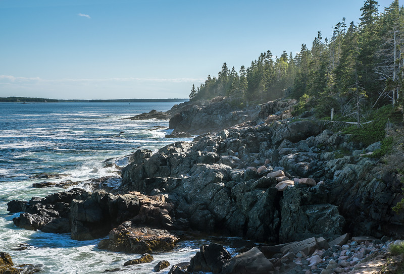 Otter Point- Acadia National Park