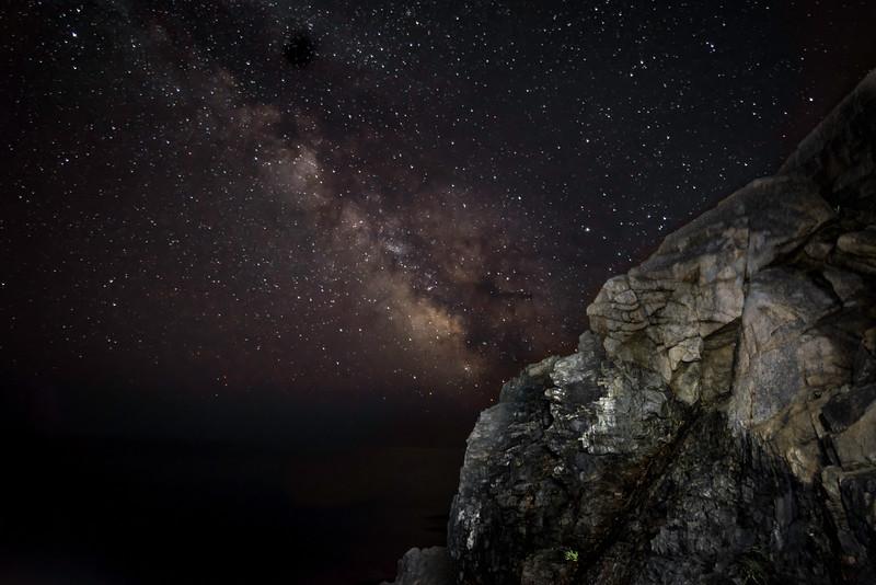 Milky Way - Acadia National Park