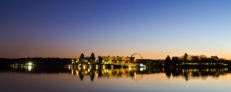 National Museum of Australia, Canberra, ACT, Australia