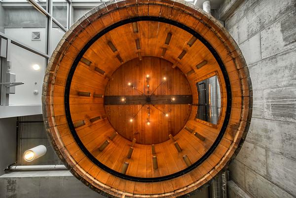Tumbling Barrel