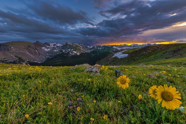 Rocky Mountain National Park, Colorado (2014)