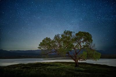 Lake Henshaw, San Diego, California