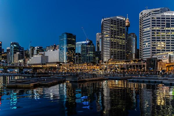 Sydney at Blue Hour