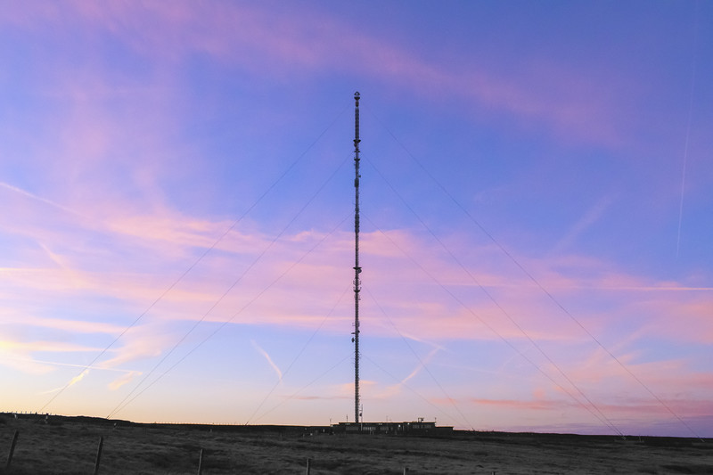 Holme Moss Transmitting Station