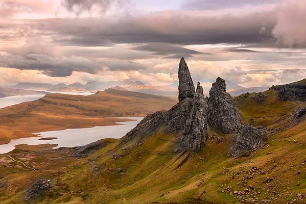 Old Man of Storr || Isle of Skye (Scotland)