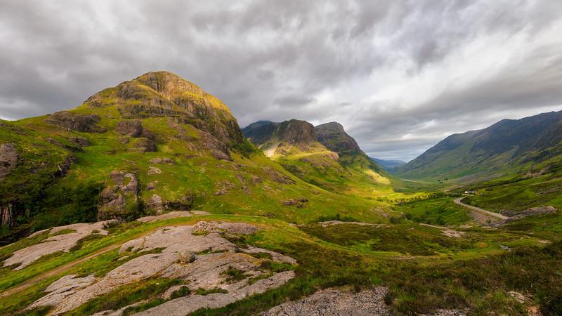 The Three Sisters of Glen Coe || Scotland