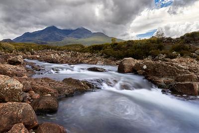 Sligachan River || Isle of Skye