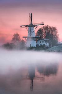 De Vlinder Windmill 1