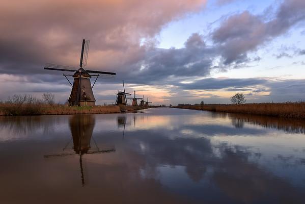 Kinderdijk || The Netherlands