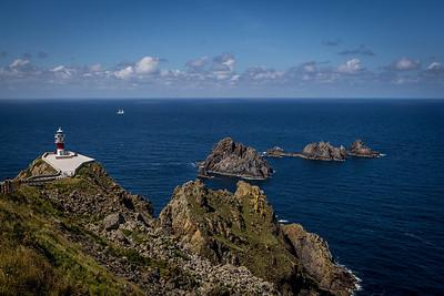 Cabo Ortegal y los Tres Aguillones