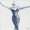 Ballet Sketch Open Arms - Beverly Brown Prints